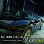 Autodesk MotionBuilder 2015 Free Download