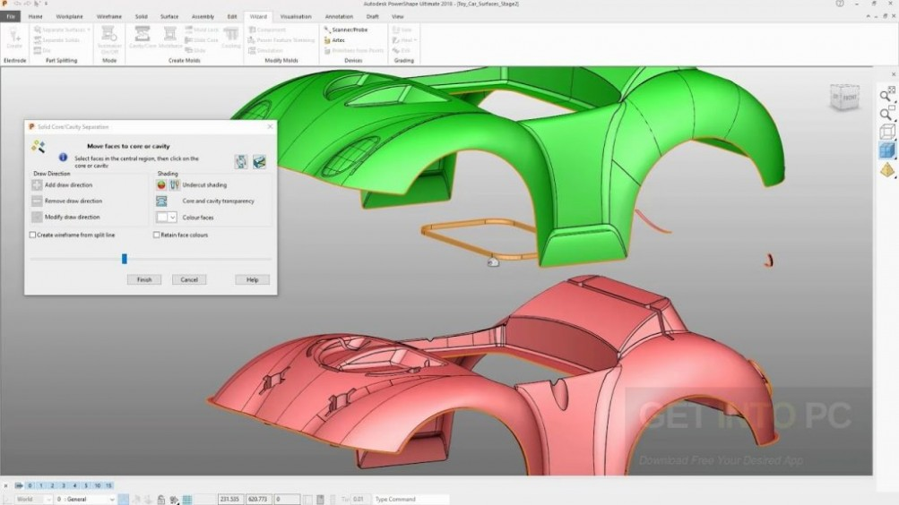 Autodesk PowerShape Ultimate 2018 Direct Link Download