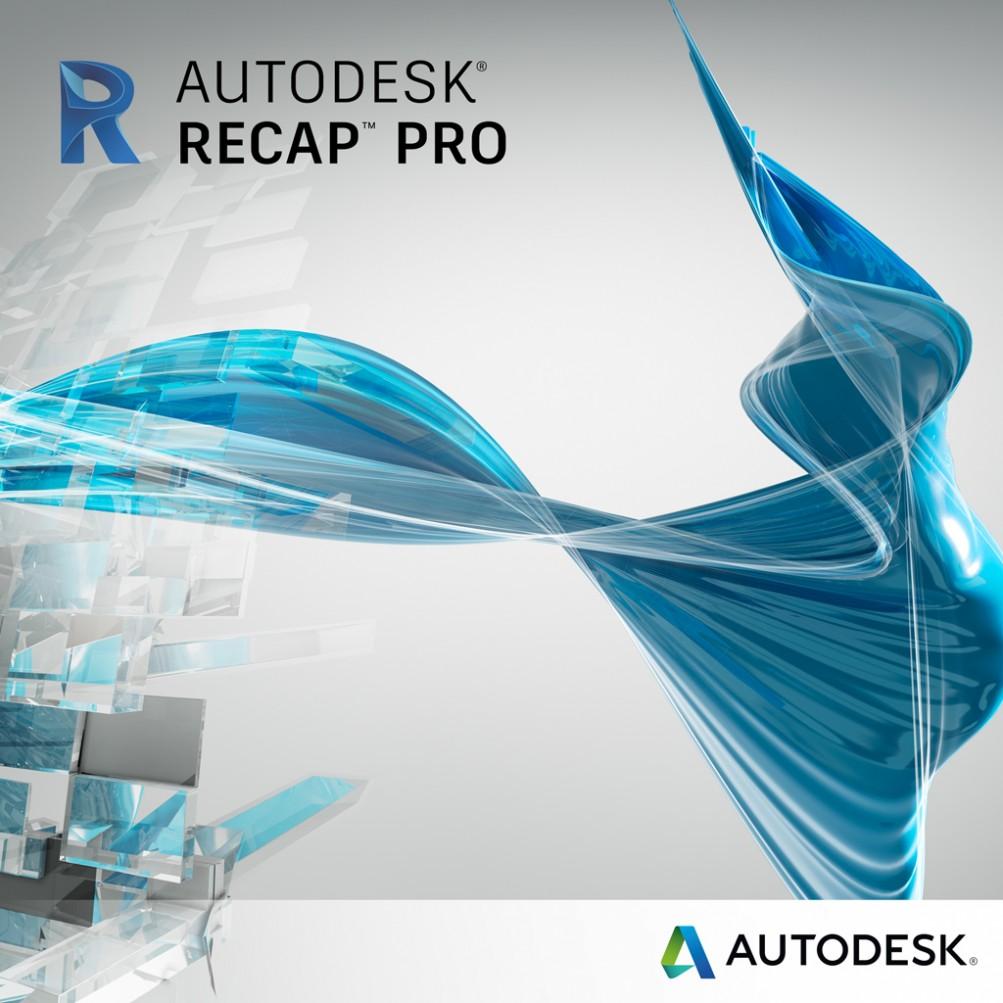 Autodesk ReCap Pro 2019 Free Download