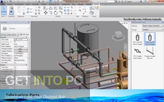 Autodesk Revit 2016 Latest Version Download-GetintoPC.com