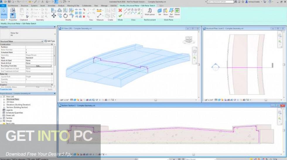 Autodesk Revit 2018 x64 Offline Installer Download-GetintoPC.com