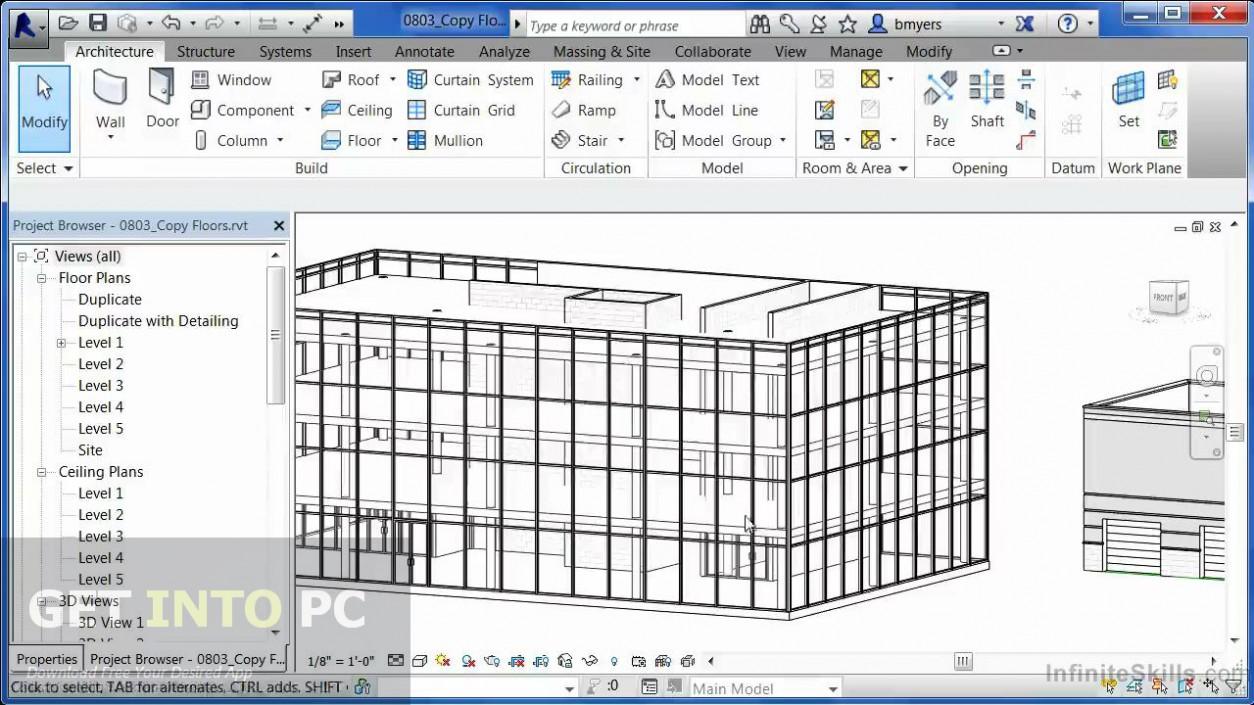 Autodesk Revit Architecture 2015 Dirrect Link Download