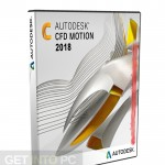 Autodesk Simulation CFD 2018 Motion Free Download
