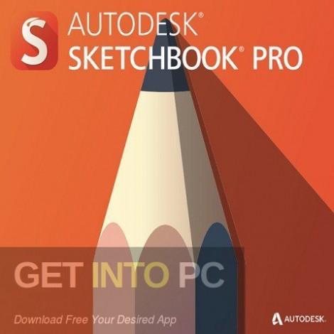Autodesk SketchBook Pro for Enterprise 2019 Free Download-GetintoPC.com