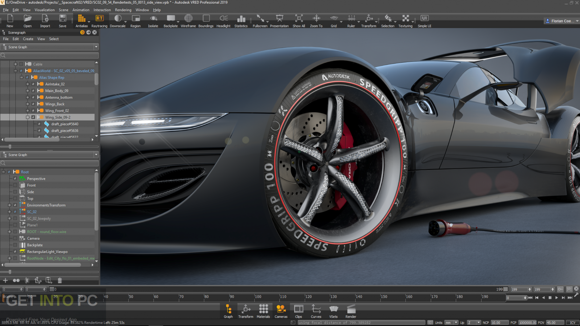 Autodesk VRED Presenter 2021 Direct Link Download