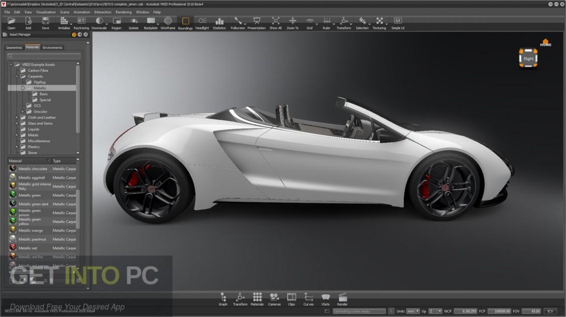 Autodesk VRED Presenter 2021 Offline Installer Download
