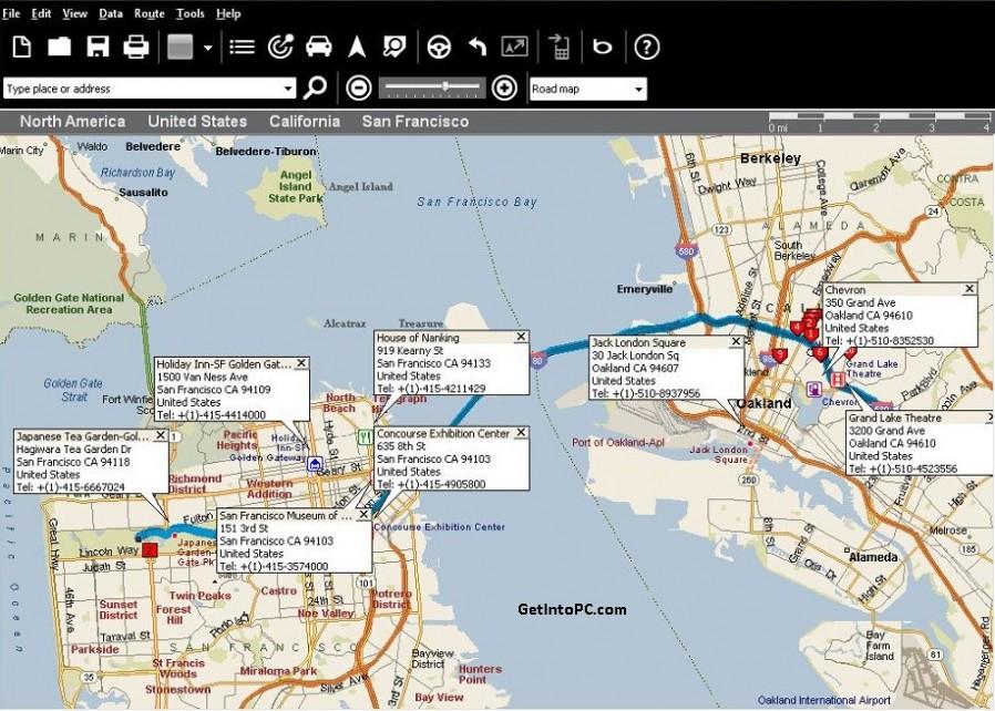 autoroute 2013 free download setup