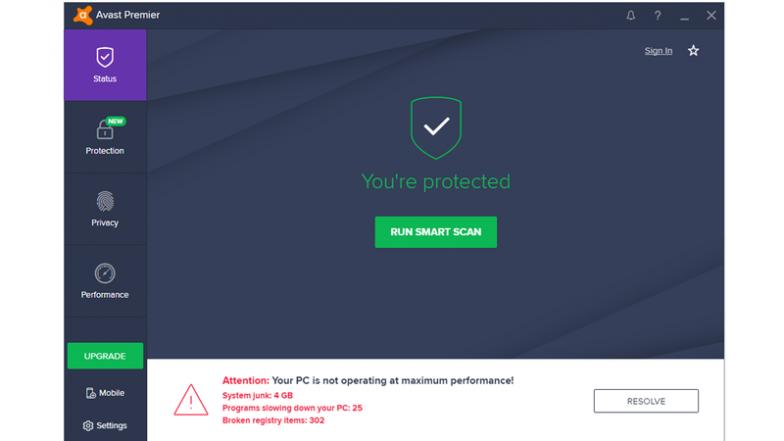 Avast Premier 2018 Offline Installer Download