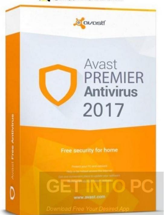 Avast Premier Antivirus 17.4.2294 Free Download