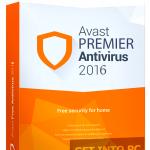 Avast Premiere Antivirus 2016 Final Free Download