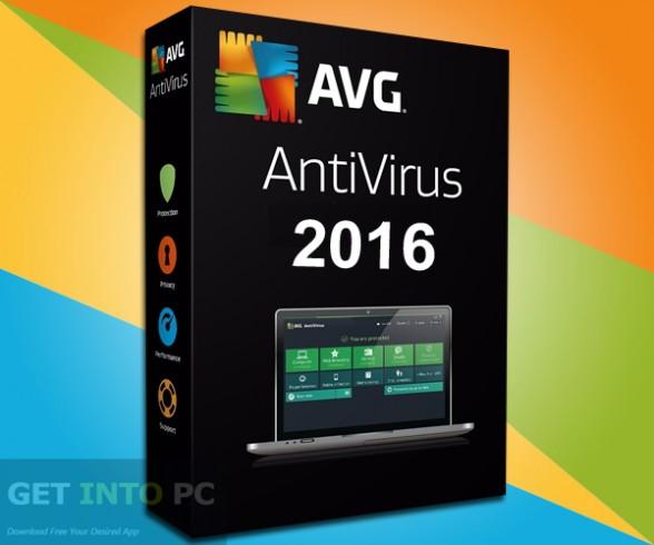 AVG Antivirus 2016 v16.101 Final Free Download