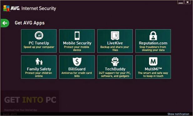AVG Internet Security 2016 Direct Link Download