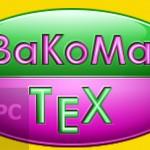 BaKoMa TeX Free Download