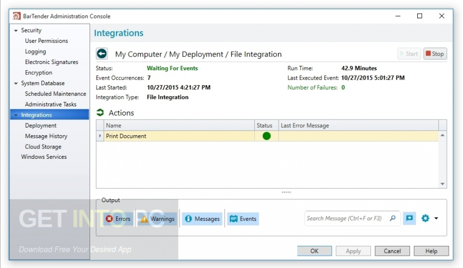BarTender Enterprise Automation 2016 Latest Version Download