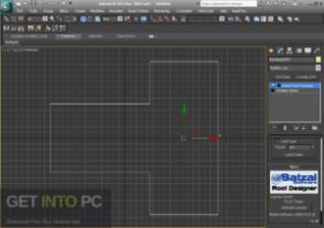 Batzal Roof Designer 3DsMax 2012 Offline Installer Download-GetintoPC.com