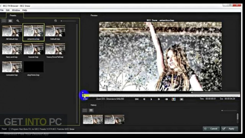 BCC Boris Continuum Complete 9 Plugins for Sony Vegas Pro Direct Link Download-GetintoPC.com