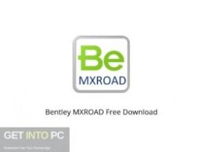 Bentley MXROAD Offline Installer Download-GetintoPC.com