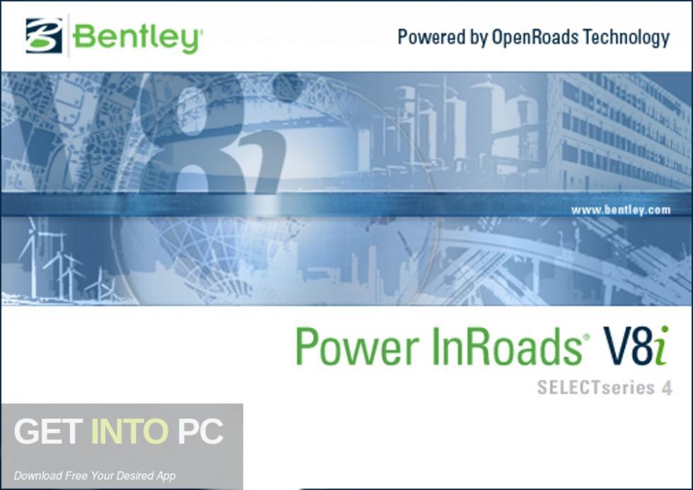 Bentley Power InRoads Free Download-GetintoPC.com