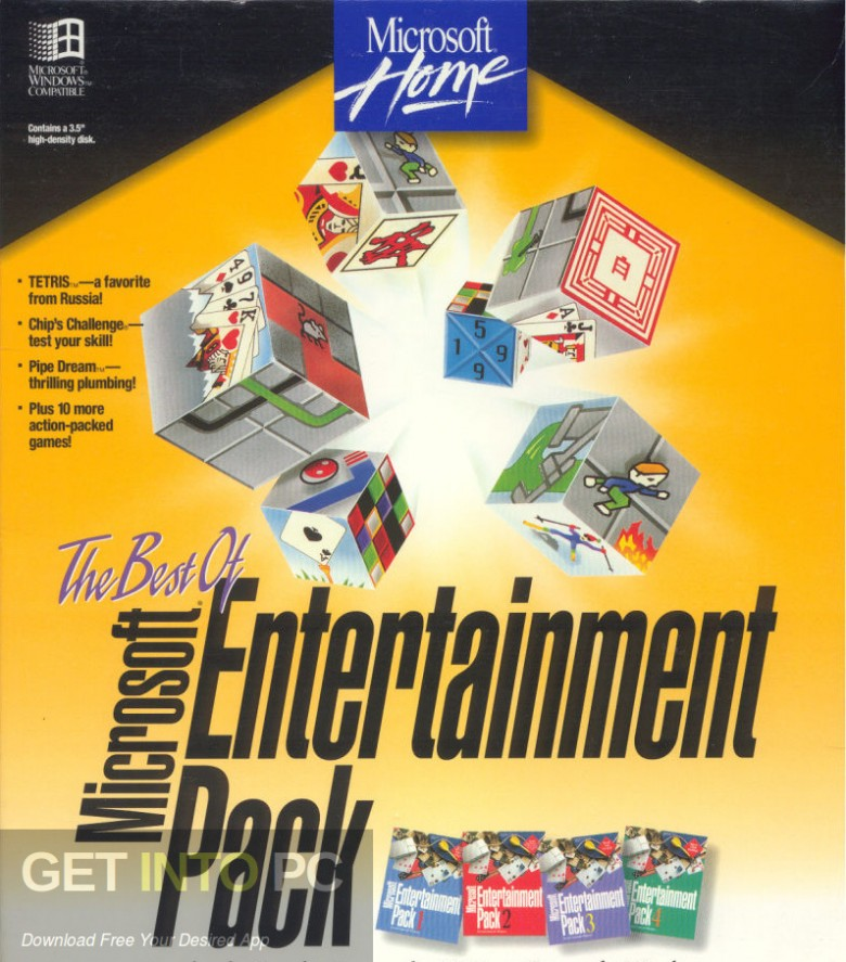 Best of Microsoft Entertainment Pack Free Download-GetintoPC.com
