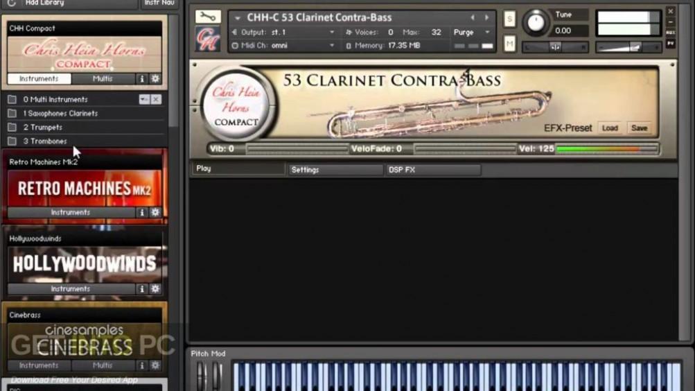 Best Service - Chris Hein Horns Compact (KONTAKT) Offline Installer Download-GetintoPC.com