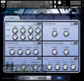 Best Service Trinity Drums (KONTAKT) Direct Link Download-GetintoPC.com