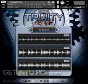 Best Service Trinity Drums (KONTAKT) Free Download-GetintoPC.com