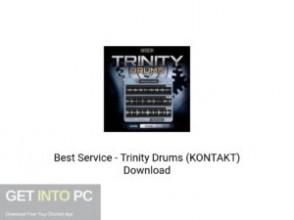 Best Service Trinity Drums (KONTAKT) Latest Version Download-GetintoPC.com