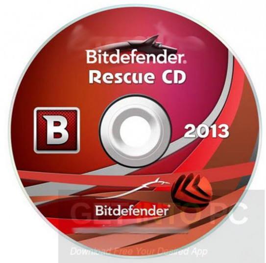 BitDefender Rescue CD ISO Free Download