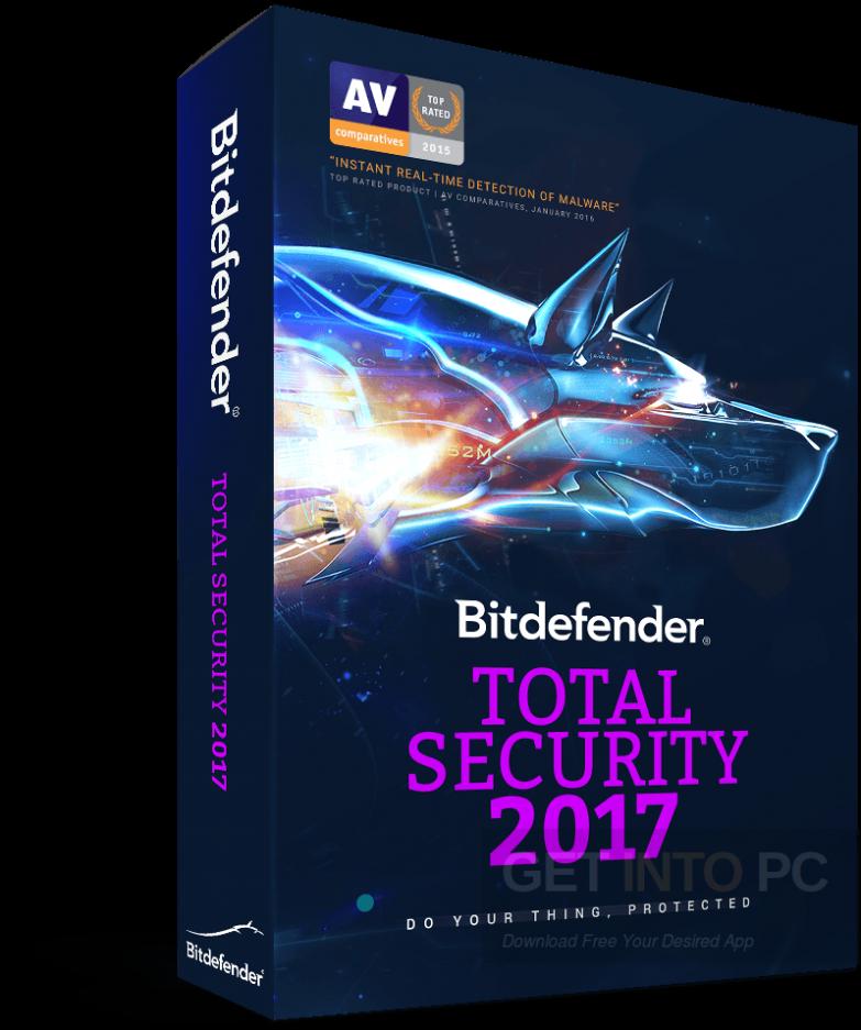 Bitdefender Total Security 2017 Free Download