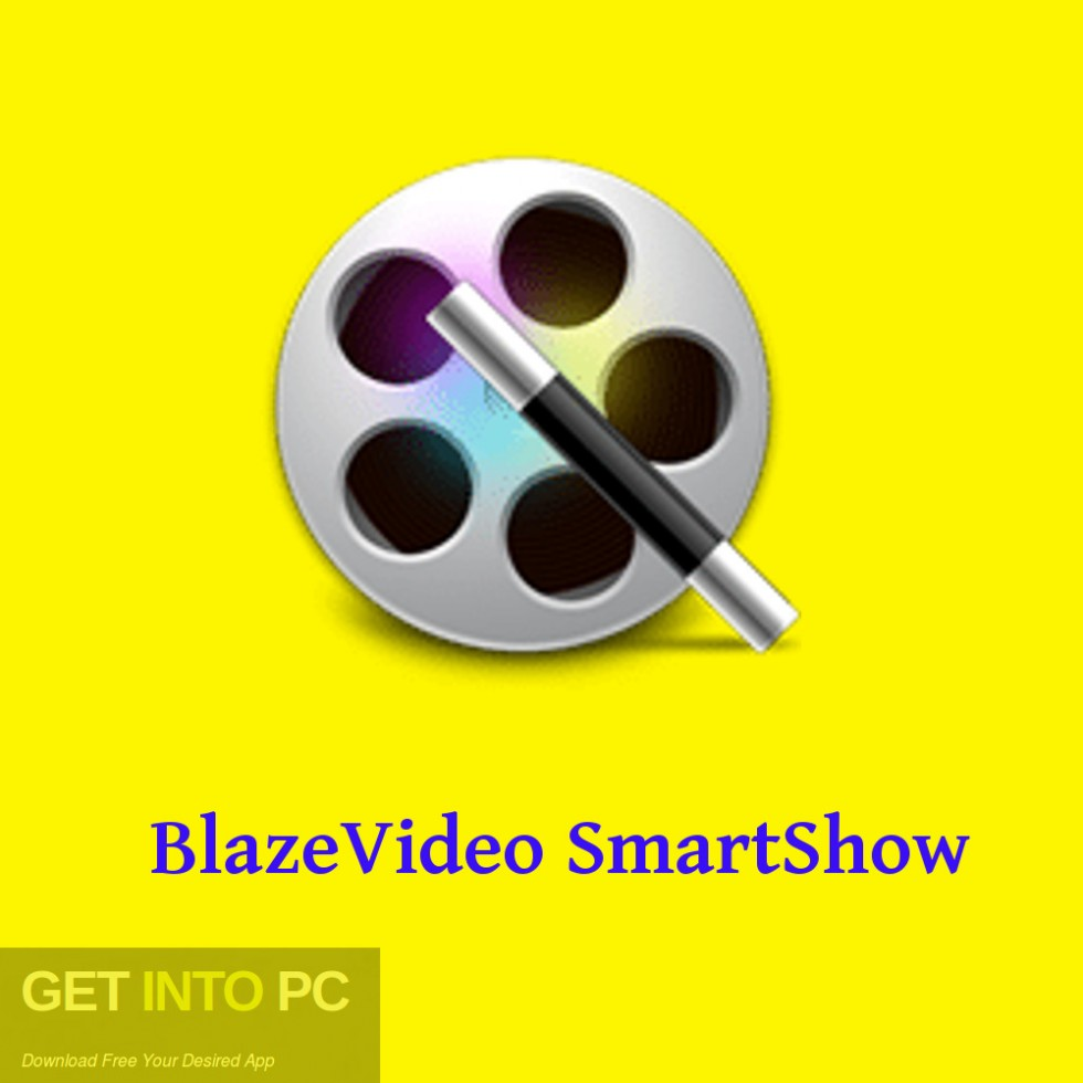 BlazeVideo SmartShow Free Download-GetintoPC.com