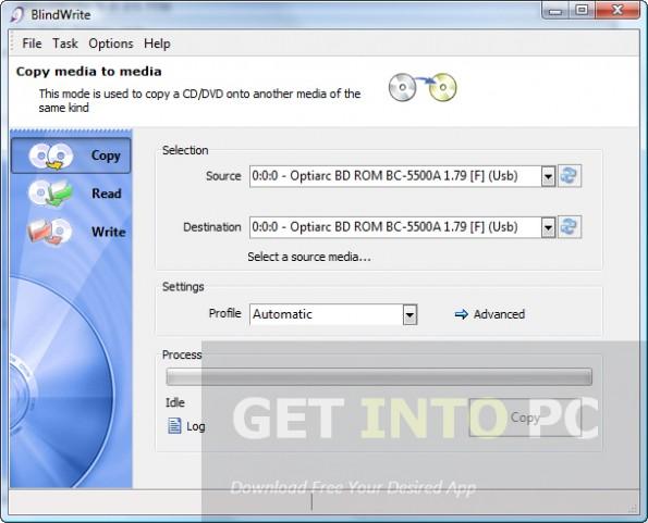 BlindWrite Offline Installer Download