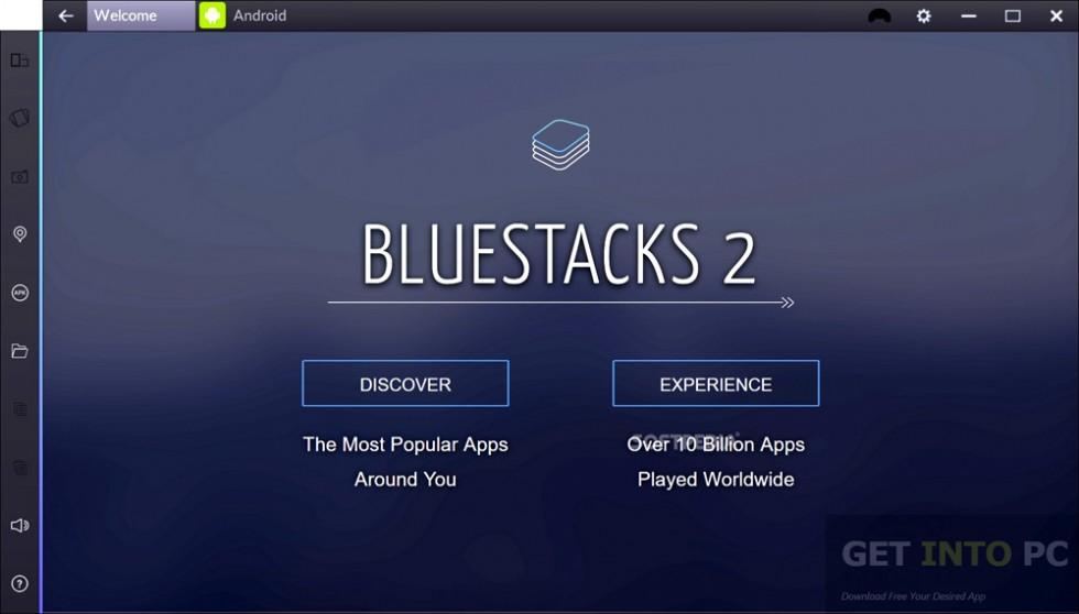 BlueStacks 2 Setup Free Download