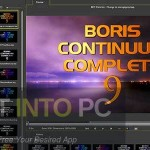 Boris Continuum Complete 9.0.1 for After Effects Free Download