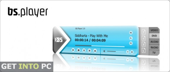 BS Player PRO Download for WIndows