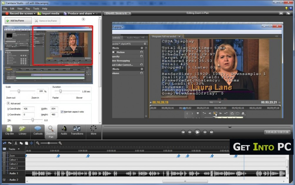 Camtasia Studio Free Download Setup
