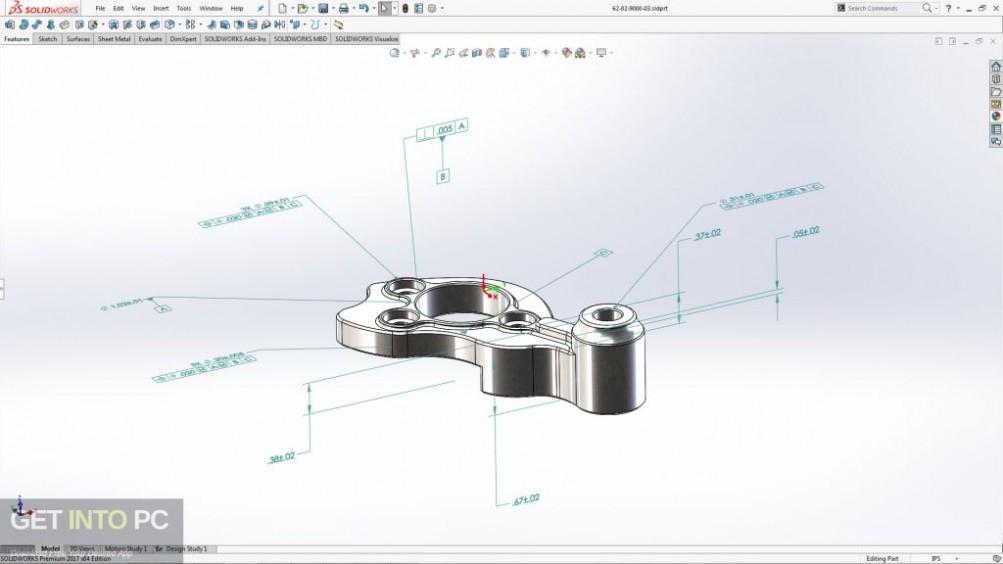 CAMWorks 2019 for SolidWorks Offline Installer Download-GetintoPC.com