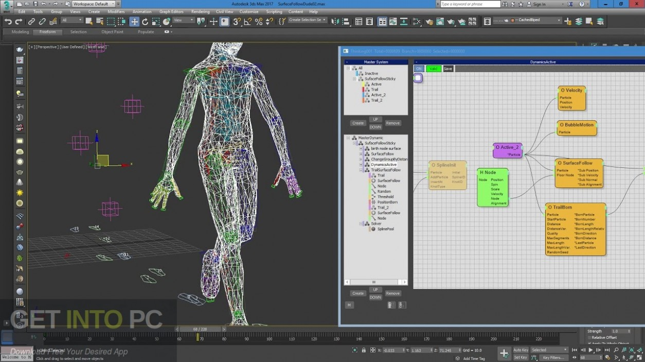 cebas thinkingParticles for 3ds Max 2018 Latest Version Download-GetintoPC.com