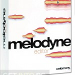 Celemony Melodyne Editor Setup Free Download