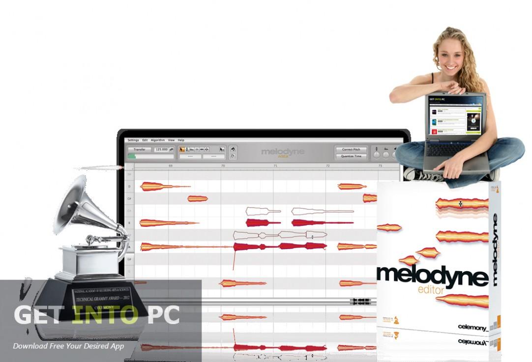 Celemony Melodyne Editor offline installer