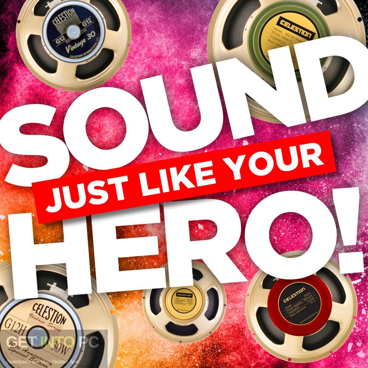 Celestion Impulse Responses - Vintage 30 Sound Library Latest Version Download-GetintoPC.com