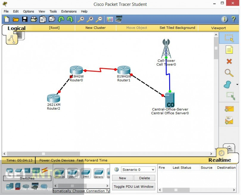 Cisco Packet Tracer 6.2 Latest Version Download