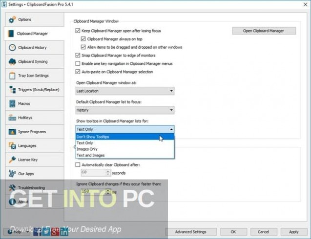 ClipboardFusion Offline Installer Download