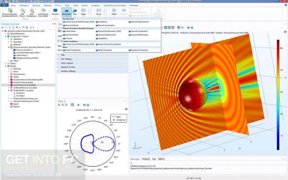 Comsol Multiphysics 5.3a Offline Installer Download