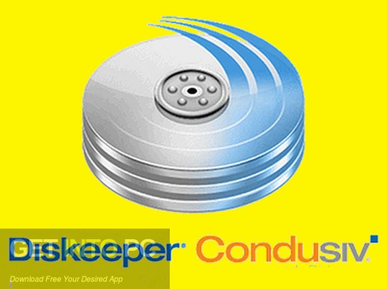 Condusiv Diskeeper 18 Professional Server Free Download-GetintoPC.com