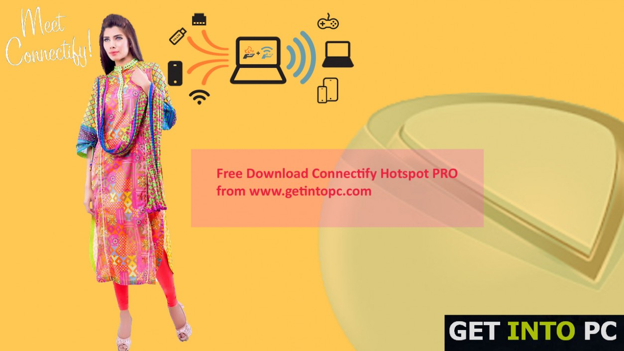 Connectify Hotspot PRO Download Full offline installer