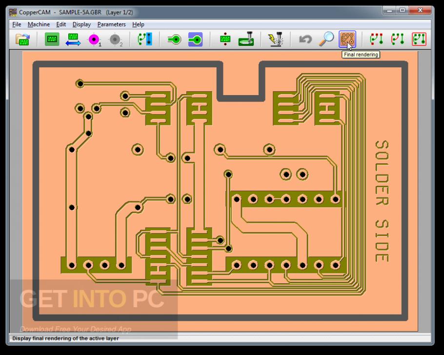 CopperCAM v25032016 Offline Installer Download