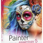 Corel Painter Essentials 5 DMG for Mac OS X Free Download