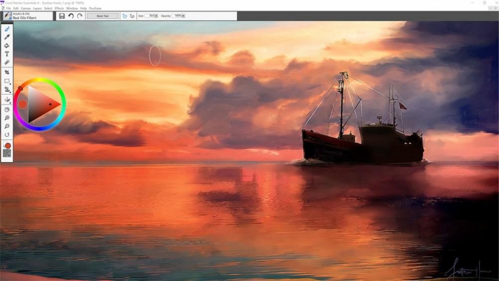 Corel Painter Essentials 6 Latest Version Download