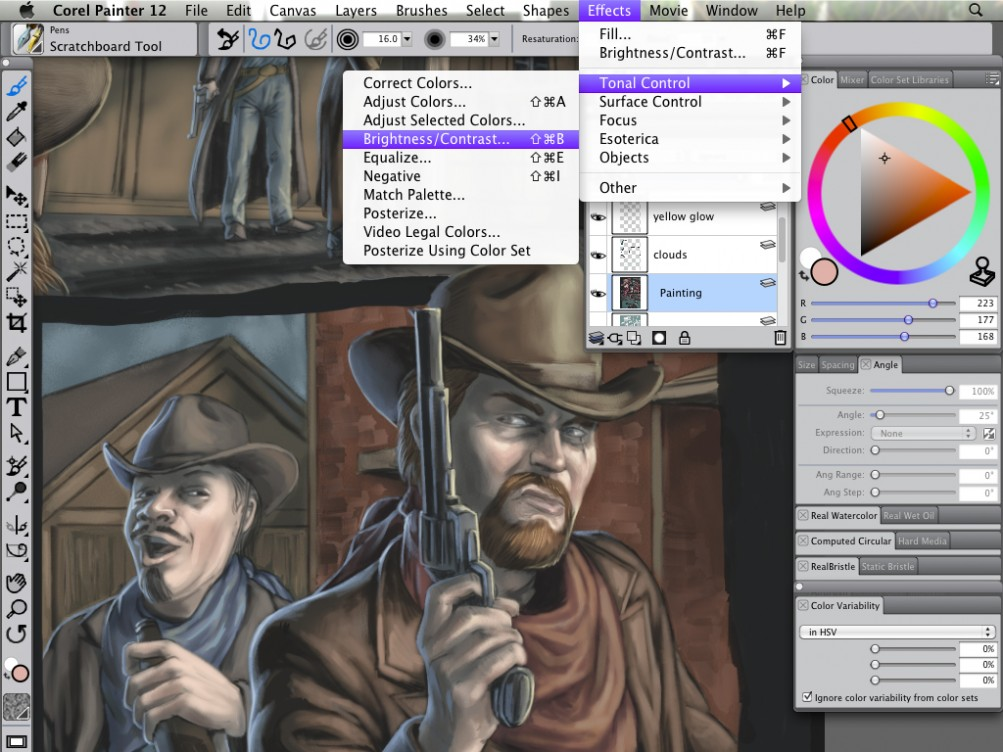 Corel Painter Essentials 6 Offline Installer Download