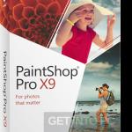 Corel PaintShop Pro X9 Free Download